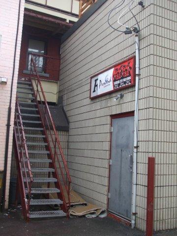 Prowind's Head Office in Hamilton until 2013